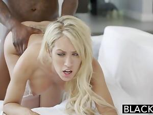 BLACKED Wife Capr Cavanni loves Big Black Cock Creampie