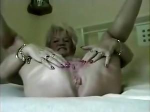 61 years venerable grandma immigrant Texas.You are never too venerable to enjoy sex.