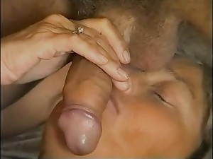 Danish Teenage With the addition of Old Having Love Making - housewife