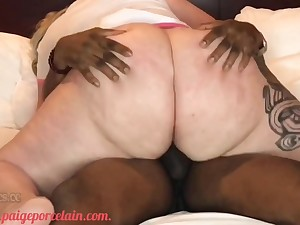 Paige Porcelain Pawg Obtaining Made Love By - high-quality