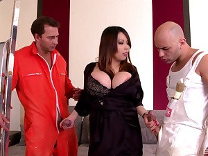Ass eating turns more than Tigerr Benson and she wants in the air take a crack at anal sex